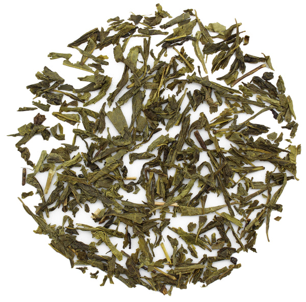 China Sencha Green Tea - SolsticeTeaTraders