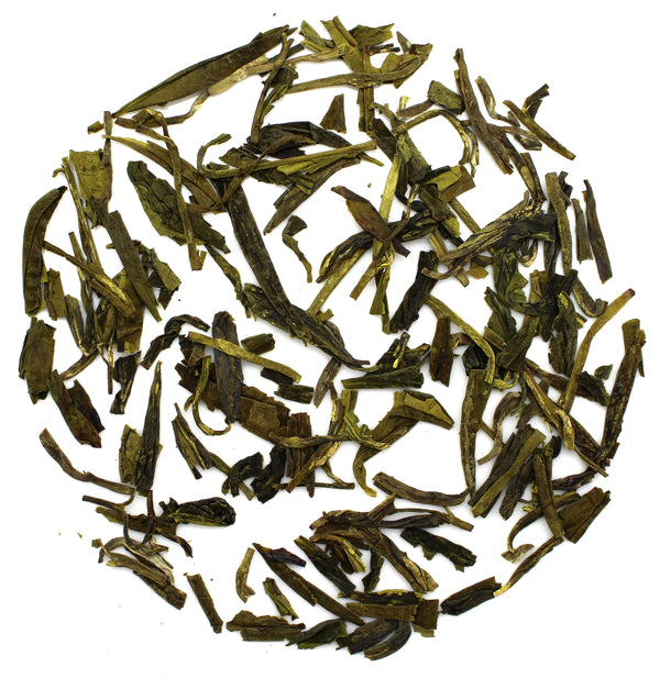 Dragon Well Green Tea (Grade 4)