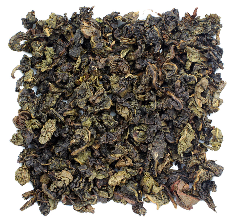 Fujian Jade Oolong Tea Sample - SolsticeTeaTraders