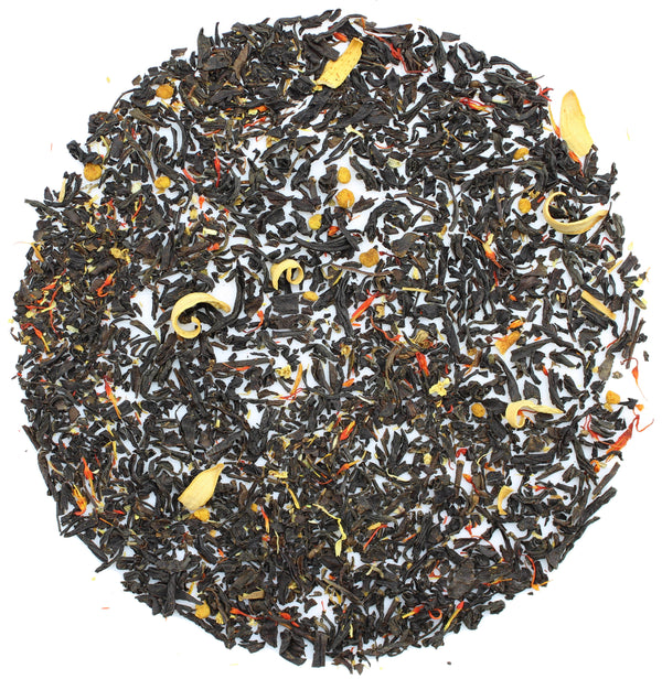 Gold Rush Passion Peach Black Tea - SolsticeTeaTraders