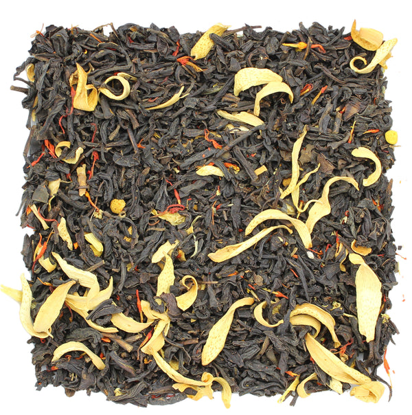 Gold Rush Passion Peach Black Tea Sample