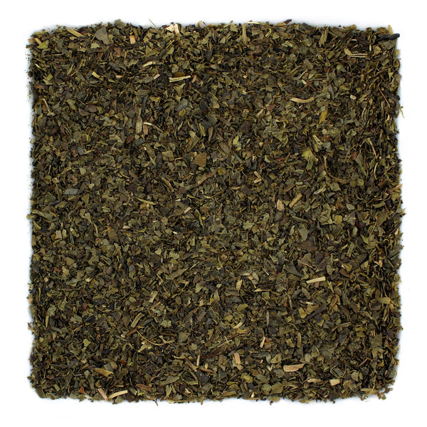 Organic Fannings Green Tea Sample - SolsticeTeaTraders