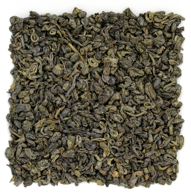 Gunpowder Green Tea Sample - SolsticeTeaTraders