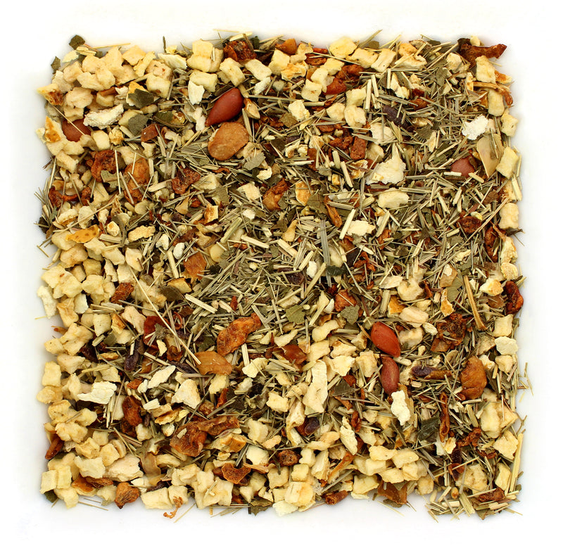 Limonello Herbal Tea Sample - SolsticeTeaTraders