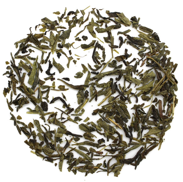 China Pan-Fired Green Tea