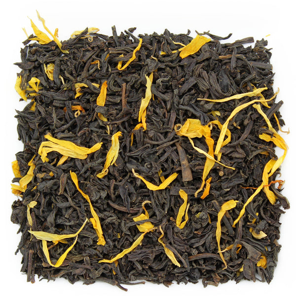 Peach Black Tea Sample - SolsticeTeaTraders