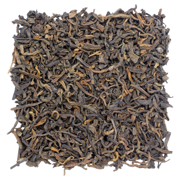 Pu-erh Xiao Yeh Loose Leaf Pu-erh Sample