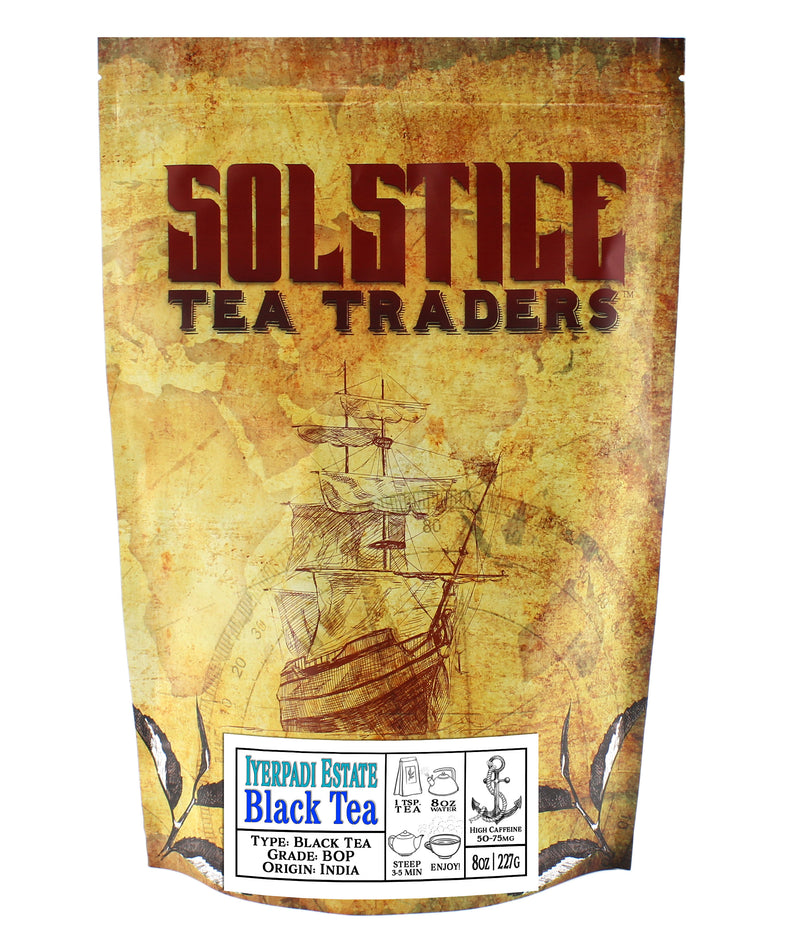 Iyerpadi Estate Black Tea - SolsticeTeaTraders
