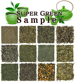 Super Green Tea Sampler