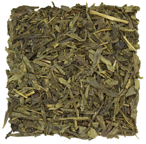 China Sencha Green Tea Sample - SolsticeTeaTraders
