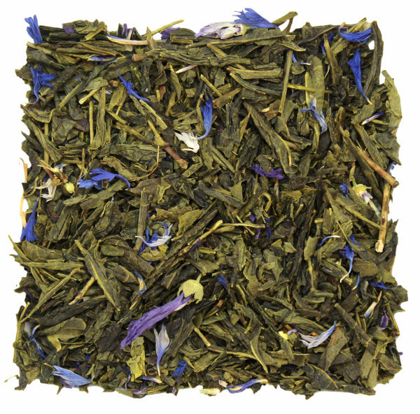 Quince Sencha Green Tea Sample - SolsticeTeaTraders