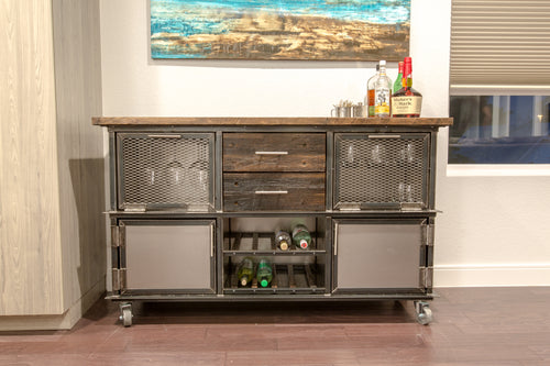 Bar Storage Unit