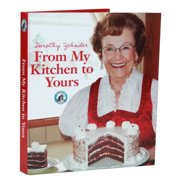 Dorothy's Cookbooks