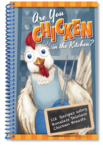 Are You a Chicken in the Kitchen?