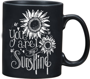 Chalk Mug | My Sunshine