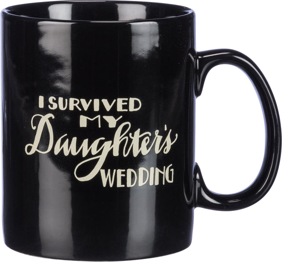Mug | Survived My Daughter's Wedding