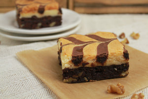 Cream Cheese Brownie - 1pc