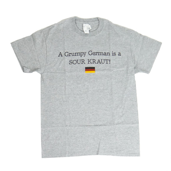T-Shirt | Grumpy German is a Sour Kraut