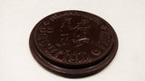 Bavarian Inn Chocolate Medallion - 1pc
