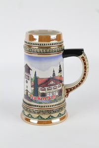 Frankenmuth Village Stein