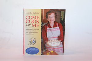 Dorothy's Cookbook - Come Cook With Me