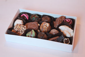 Homemade Chocolates - Assorted Flavors
