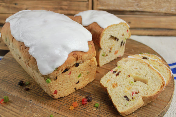 Frosted Stollen