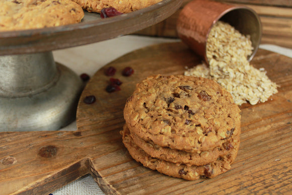 Oatmeal Raisin Gourmet Cookie - 1pc