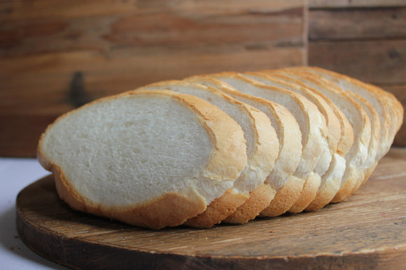 Backofenbrot - Round White