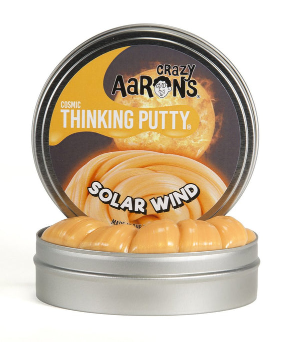 Crazy Aaron Thinking Putty - Solar Wind