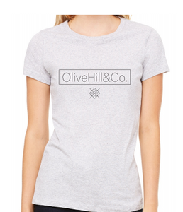 Olive Hill & Co. Logo T-Shirt - Olive Hill & Co.