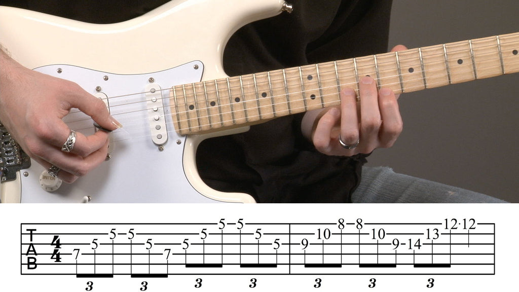 SWEEP PICKING:FROM BORING TO SOARING