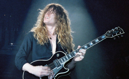 Taking Inspiration Part 2--John Sykes Vibrato