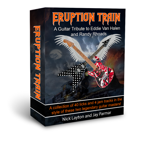 ERUPTION TRAIN