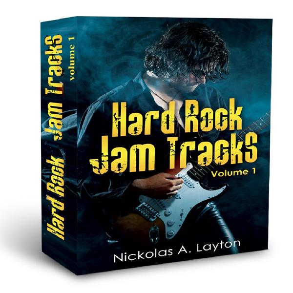 Hard Rock Jam Tracks Volume 1