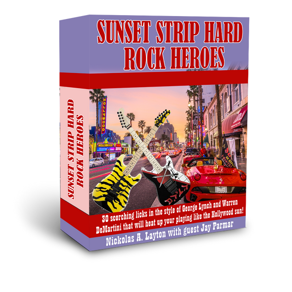 Sunset Strip Hard Rock Heroes
