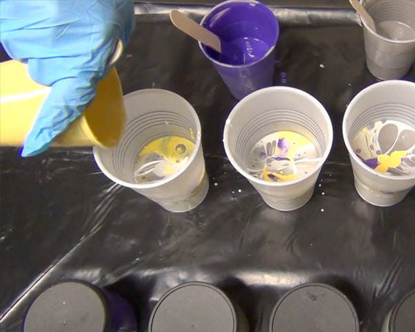 How To Pour Paint On Furniture Dixie Belle Paint Company