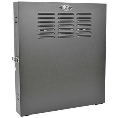 2U WallMount Rack Vertical