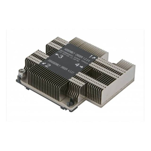 Supermicro SNK-P0067PD 1U Passive CPU Heatsink Socket LGA3647-0