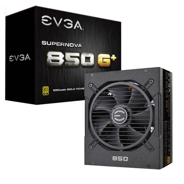 EVGA SuperNOVA 850 G1+ 120-GP-0850-X1 850W 80 PLUS Gold ATX12V & EPS12V Power Supply