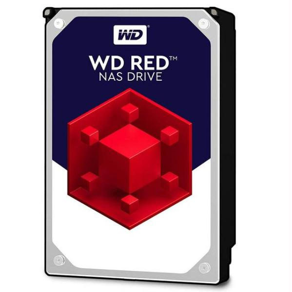 Western Digital Red NAS Storage WD80EFAX 8TB 5400RPM SATA3-SATA 6.0 GB-s 256MB Hard Drive (3.5 inch)