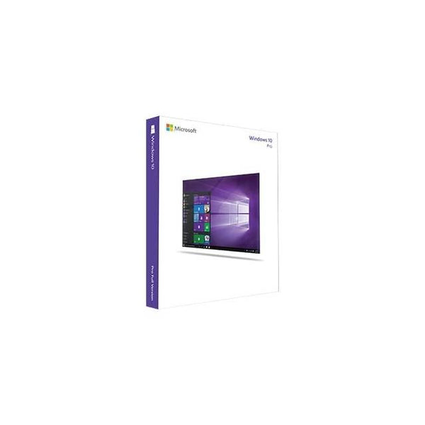 Microsoft Windows 10 Pro Operating System 32-bit English (3-Pack, Refurbisher), OEM