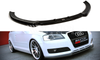 AUDI - A3 8P (FACELIFT MODEL) - Front Splitter