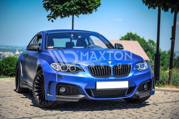 BMW - 2 Series - M sport - Wide Body Kit
