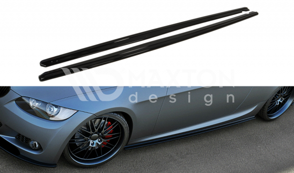 BMW - 3 Series - E92 - M Pack - Side Skirts