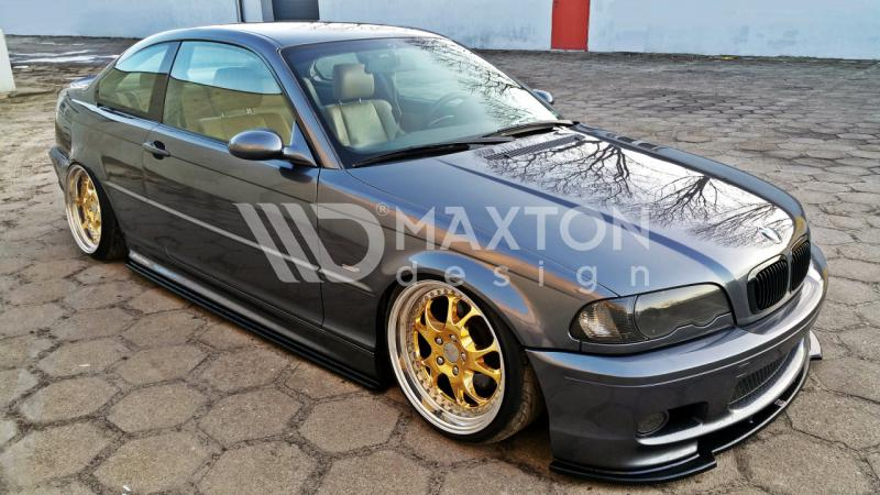 Bmw 3 Series E46 M Pack Coupe Side Skirts