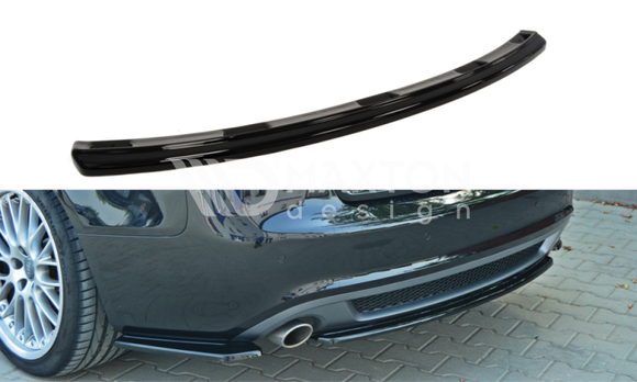 Audi - A5 B8 - S-Line - Rear Splitter (without bars)