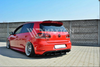 Volkswagen - MK6 Golf GTI - 35TH - Rear Side Splitters - Rear Valance