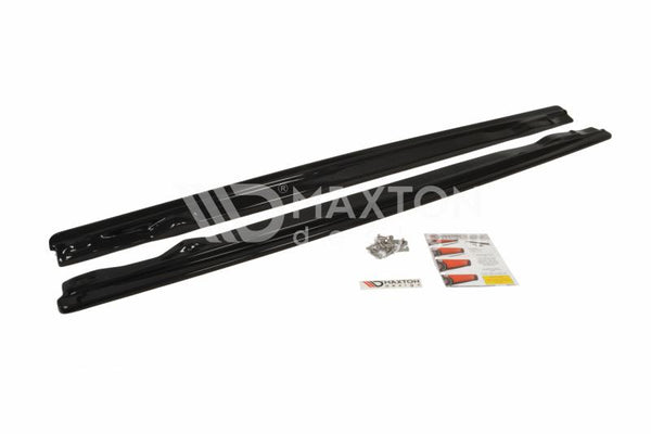 Audi - A6 C6 - S-Line (PREFACE) - Side Skirt Diffusers