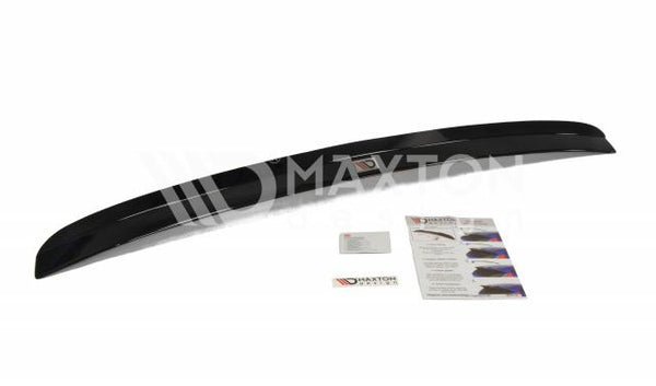 BMW - 5 Series - E61 - Wagon - M Pack - Rear Spoiler Extension